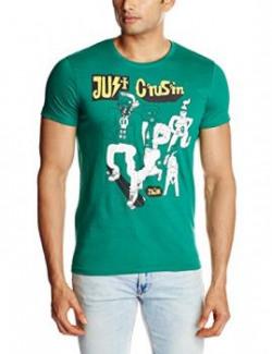 People Men's T-Shirt (8903880794439_P10101108042438_Medium_Grass Green)