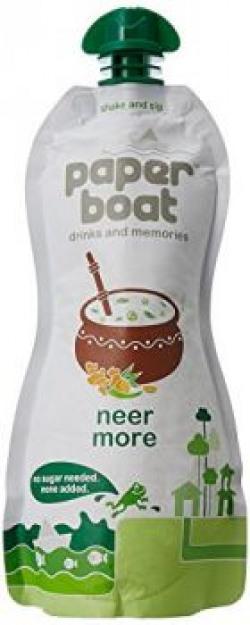 Paper Boat Neer More, 250ml (Pack of 3)