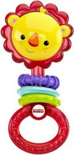 Fisher-Price Rattle, Lion Rattle