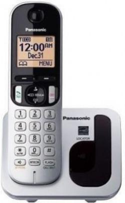 Panasonic KX-TGC210 Cordless Landline Phone