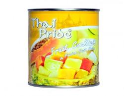 Thai Pride Fruit Cocktail In Passion Fruit Juice, 565g
