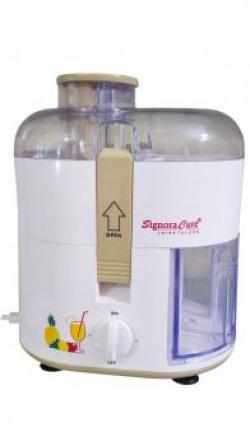 SignoraCare SCJ-405 Juicer (White)