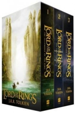THE LORD OF THE RINGS (FILM TIE IN BOX)
