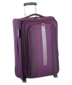 Safari Purple M( Between 61cm-69cm) Check-in Soft Vertigo 65 Luggage