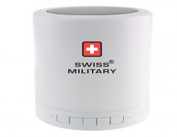 Swiss Military 6 IN 1 Smart Touch Lamp with Bluetooth Speaker BL3