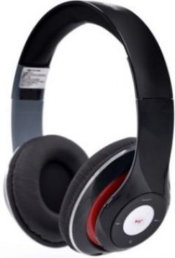 SoundLogic BTHP001PX_BK Wired & Wireless Bluetooth Headset With Mic