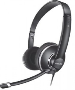 Philips SHM7410U/97 Wired Headset With Mic