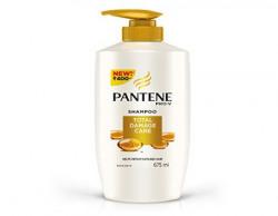 Pantene Total Damage Care 10 Shampoo, 675ml