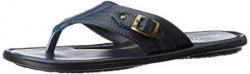 Bata Men's Alfio Blue Hawaii Thong Sandals - 9 UK/India (43 EU) (8719003)