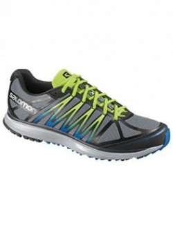 Salomon X-Tour Running Shoes Grey/Blue-7