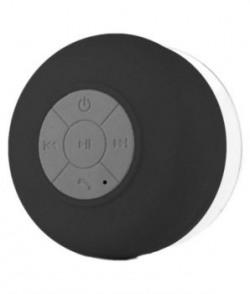 Amagav Waterproof Gs601 Bluetooth Speaker - Black