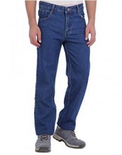 American Crew Mens Jeans Dark Stone Wash Comfort Fit - 28 (ACJN04-28)