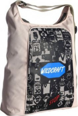 Wildcraft Women Casual Maroon Polyester Sling Bag