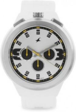 Fastrack 38002PP01J Chronograph Analog Watch - For Men