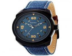 Matrix Explorer Analog Blue Dial Men's Watch-WCH-150