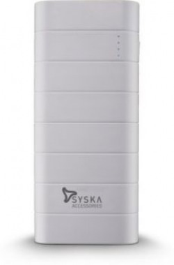 Syska Power Boost 100 - 10000 mAh Power Bank