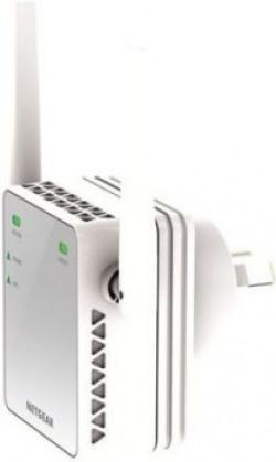 Netgear EX2700 N300 WiFi Range Extender - Essentials Edition Router