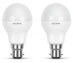 Halonix Photon Plus Base B22 7-Watt LED Bulb (Pack of 2, Cool Day Light)