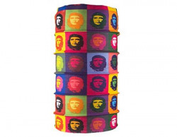 Autofy Che Guevara Lycra Headwrap Bandana for Bikes (Multicolor, Free Size)