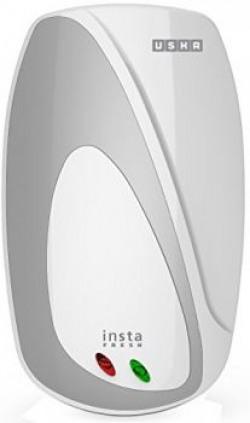 Usha Instafresh 1-Litre 3000-Watt Instant Water Heater (White and Silver)