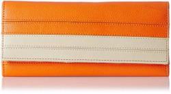 Lengloy Women's Wallet (Orange) (LY205ORA)