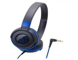 Audio Technica ATH-S100 Street Monitoring Headphone( Blue)