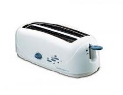 Morphy Richards AT-401 4-Slice Pop-Up Toaster (White )