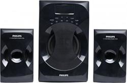 Philips MMS-4040F/94 2.1 Multimedia Speaker System (Black)