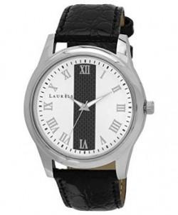 Laurels Imperial 1 Analog Silver Dial Men's Watch ( Lo-Imp-101)