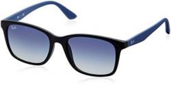 Ray-Ban Gradient Square Sunglasses (0RB7059I62024L55)