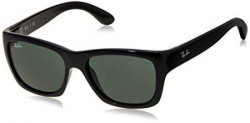 Ray-Ban UV Protected Square Sunglasses (Green) (0RB4194I601/7153)