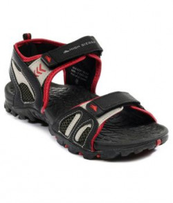 High Sierra Black Floater Sandals