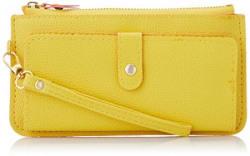 Alessia74 Women's Wallet (Yellow) (PBG129E)