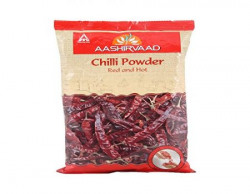 Aashirvaad South Chilli Powder, 500g  Available for Hydrabad