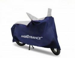 Mototrance Sporty Blue Bike Body Cover For Yamaha Fz-S ?