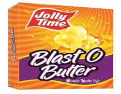 Jolly Time Popcorn Blast O Butter -300 Gm