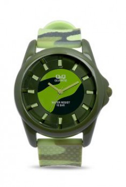 Flat 10% off on Q&Q watches