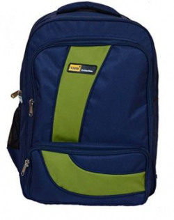 Yark Bronze Collection Backpack (Blue)