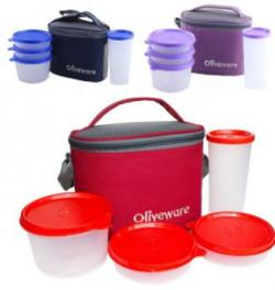 Oliveware New Lunch Bag Set of 4 (LB54)