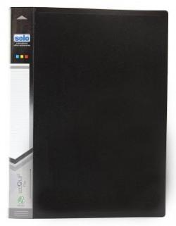 Solo UF 101 UniQlip File A4 - Black