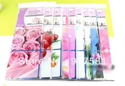 Bulfyss Large Size Kitchen Wall Cover Stickers Water Proof, Oil Proof and Hot Proof Aluminum Foil (random design as per stock availability)