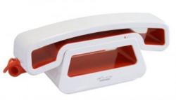 Swiss Voice ePure CH-01 Mobile Handset (White/Orange)