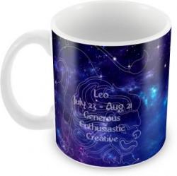 Posterboy Leo Zodiac Sign Ceramic Mug