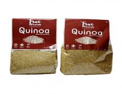 True Elements Gluten Free Quinoa 1kg (Semi Processed) Pack of 2