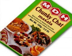 MDH Chunky Chat Masala, 100g