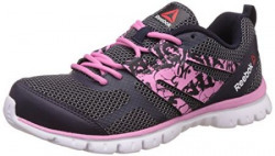 Reebok Men's Speed Xt Running Shoes, Purple Delirium, Pink and White - 4 UK/India (37 EU)(6.5 US)