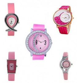 TRUE COLORS PINK COMBO FOR WOMEN DEAL 5 in 1