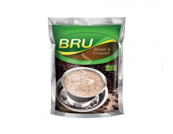 BRU Roast and Ground, 500g Poly Pack