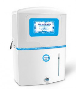 Aquagrand 15 Litre 14 Stage Automatic Tds Ro+uv+uf & Mineral Ro Water Purifier
