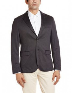 Basics Men's Formal Shirt (8907054820870_15BBZ33670_X-Large_Grey)